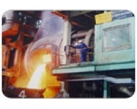 Horizontal Rotary Furnace (Copper Smelting and Anode Furnace)